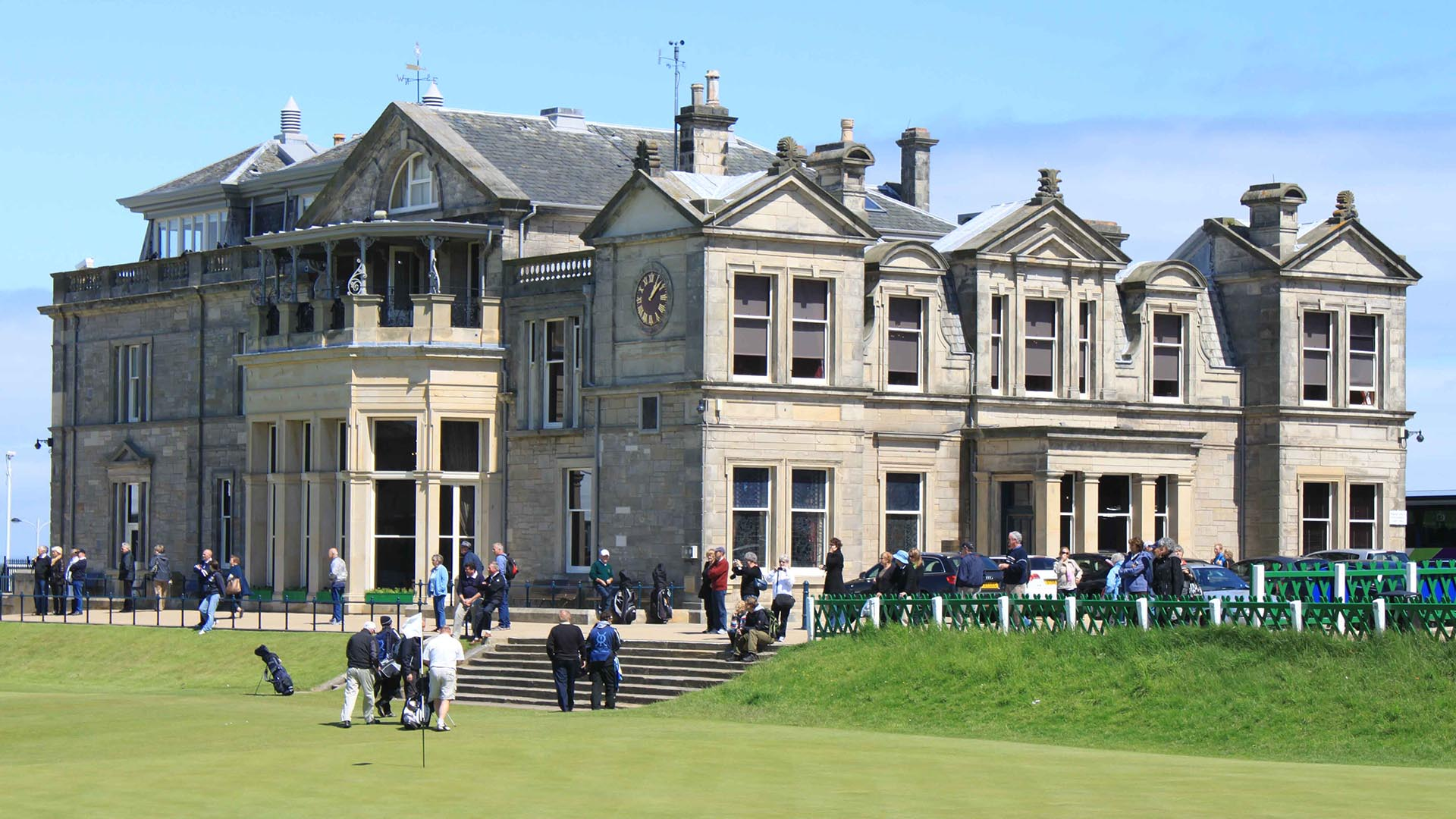 The Home of Golf